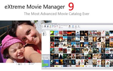 eXtreme Movie Manager 9.0.1.0 Multilingual + Portable