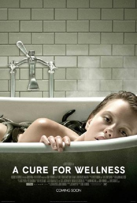 A Cure for Wellness (2017) DVDRip XviD AC3-EVO