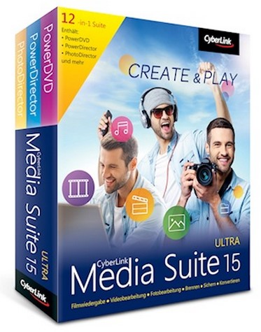 CyberLink Media Suite Ultra 15.0.0512.0 Multilingual