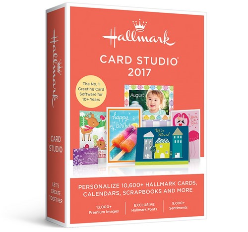 Hallmark Card Studio 2017 18.0.0.16 + Portable