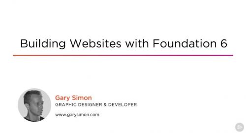 Building Websites with Foundation 6