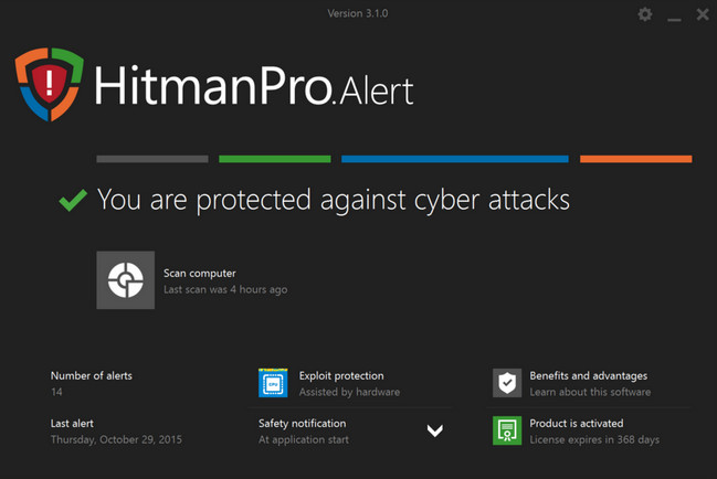 HitmanPro.Alert 3.6.6 build 593 Multilingual