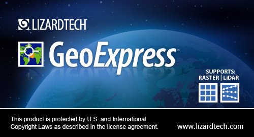 LizardTech GeoExpress Unlimited 9.5.4.4650 (x86x64)