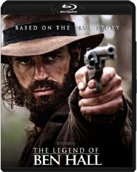 The Legend of Ben Hall (2016) 720p Bluray AC3 x264