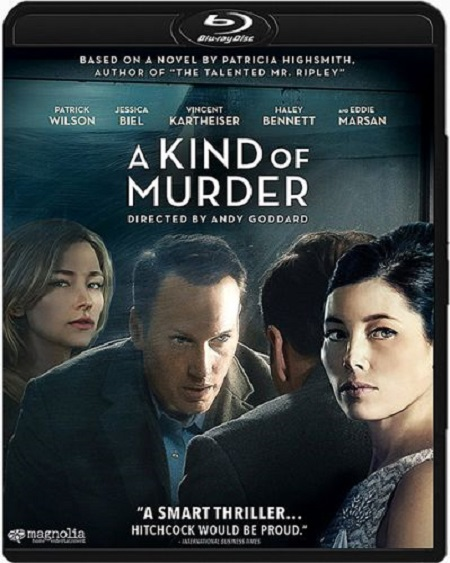 A Kind of Murder (2016) 720p Bluray AC3 x264