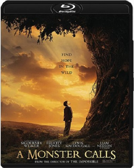 A Monster Calls (2016) 720p US Bluray AC3 x264