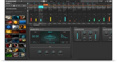 Native Instruments Maschine 2 v2.6.5 Update UNLOCKED (Mac OS X)