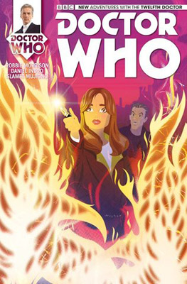 Doctor Who The Twelfth Doctor #12 (2015)