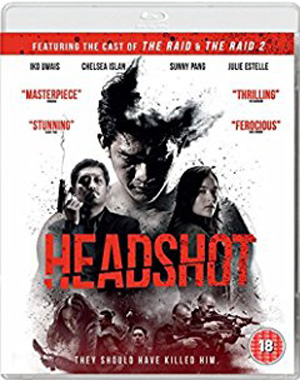 Headshot 2016 BDRip XviD AC3-EVO