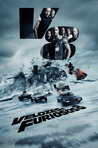 The Fate of the Furious 2017 V2 HDRip XviD AC3-EVO