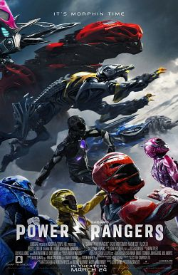 Power Rangers (2017) HDRip XviD AC3-EVO