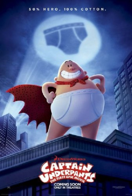 Captain Underpants 2017 CAM Rip x264-MW