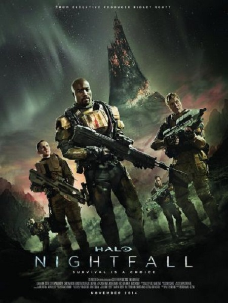 Halo Nightfall 2015 BluRay 10Bit 1080p Dts-HD Ma7.1 H265-d3g