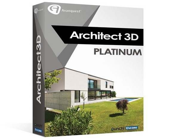 Avanquest Architect 3D Platinum 2017 19.0.2