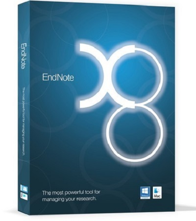 EndNote X8.0.1 Build 12636 (Mac OS X)