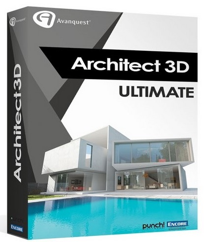 Avanquest Architect 3D Ultimate 2017 v19.0.2