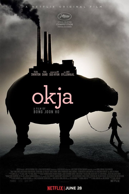 Okja 2017 HDRip XviD AC3-EVO