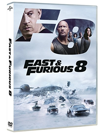 The Fate of the Furious (2017) BRRip XviD AC3-EVO