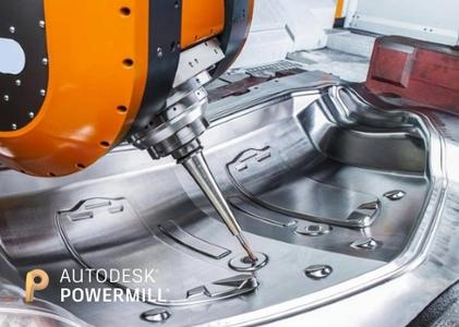 Autodesk PowerMill 2018.0.3 Update