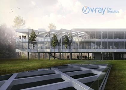 Vray 3.40.04 for SketchUp 2017