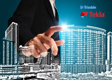 Tekla Structures v2017 SP3 Multilingual (x64)