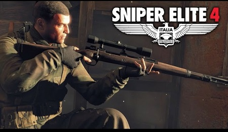 SNIPER ELITE 4 DEDICATED SERVER STEAMPUNKS