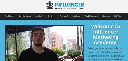 Influencer Marketing Academy 2.0 with Dan Dasilva