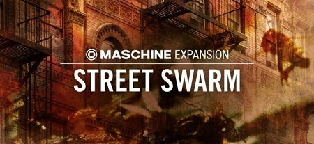 Native Instruments Street Swarm Maschine Expansion (Mac OS X)