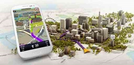 GPS Navigation & Maps Sygic Full v17.2.4 (Android)