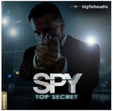 Big Fish Audio Spy Top Secret MULTiFORMAT
