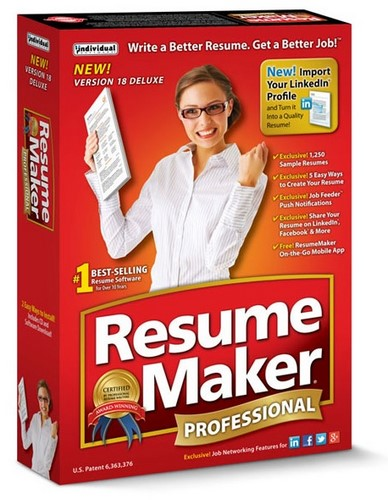 ResumeMaker Professional Deluxe 20.1.0.115 + Crack