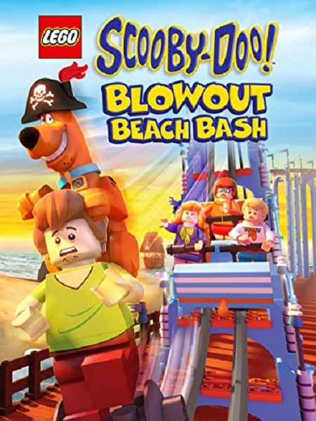Lego Scooby Doo Blowout Beach Bash 2017 720p BRRip 700MB MkvCage