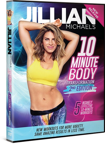 Jillian Michaels - 10 Minute Body Transformation, 2nd Edition