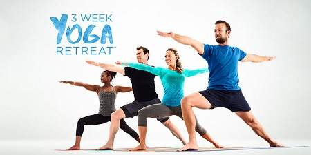 3 Week Yoga Retreat - Workout Program (2017)