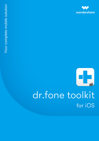 Wondershare Dr.Fone Toolkit for iOS 8.5.0.36