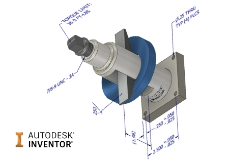 Autodesk Inventor 2018.1 Build 171 (x64)