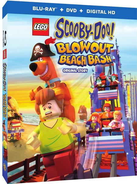 Lego Scooby Doo Blowout Beach Bash 2017 BRRip XviD AC3-iFT