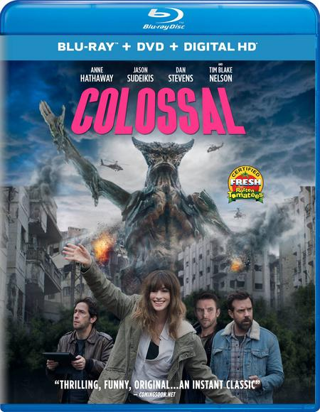 Colossal 2016 LIMITED 720p BRRip x264 AC3-iFT