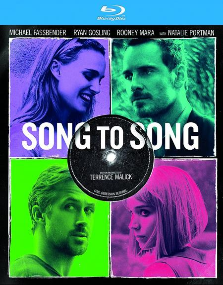 Song To Song 2017 LIMITED DVDRip XviD AC3-iFT