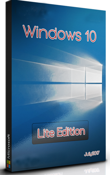 Windows 10 Lite Edition (X64/X86) 15063.483  July 2017