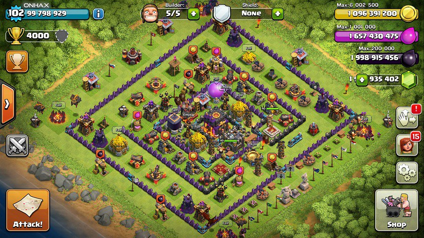 لعبة Clash Clans 9.105.5 Unlimited 2018,2017 1707211306460087.jpg