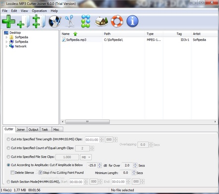 Lossless MP3 Cutter Joiner.7.0.0