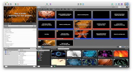 ProPresenter 6.2.5 build 16037 (Mac OS X)