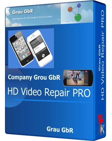 HD Video Repair Utility 3.0.0.0.Bilingual (Win & Mac)
