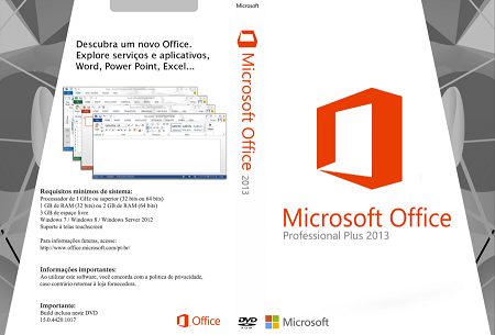 Microsoft Office Professional Plus 2013 SP1 15.0.4953.1000 (x86 x64)