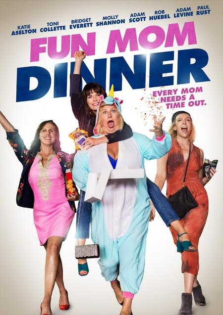 Fun Mom Dinner (2017) HDRip XviD AC3-iFT