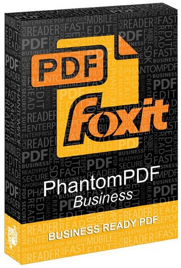 Foxit PhantomPDF Business 7.3.16.712 Multilingual