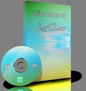 Windows 10 Lite Edition V3 Multilang X64 Preactivated August 2017