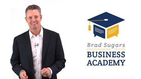 Business Basics by Brad Sugars