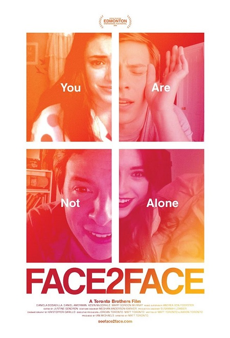 Face 2 Face 2017 HDRip XviD AC3-EVO